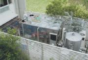 貯水槽清掃の流れ グリストラップ 貯水槽 清掃 愛知県