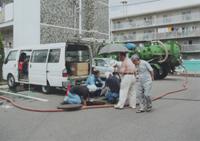 緊急出動対応 グリストラップ 貯水槽 清掃 愛知県
